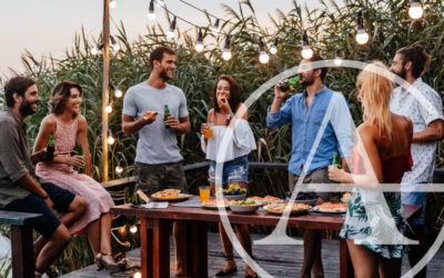 How to Throw an Outdoor Summer Party in Highland Park, Texas